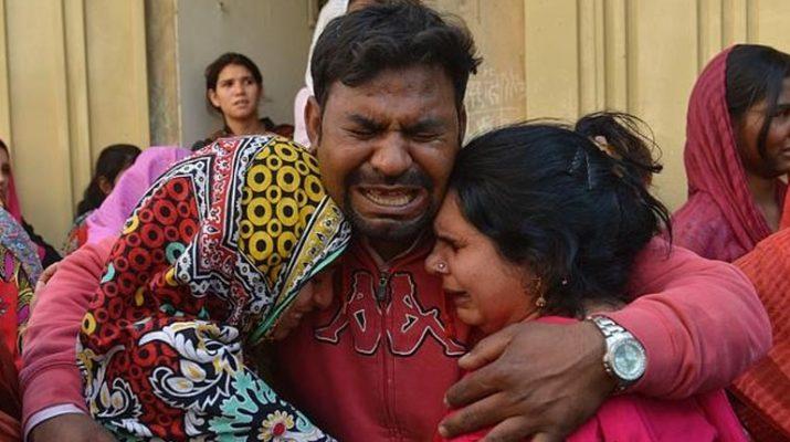 Resultado de imagen para cristiano pakistani