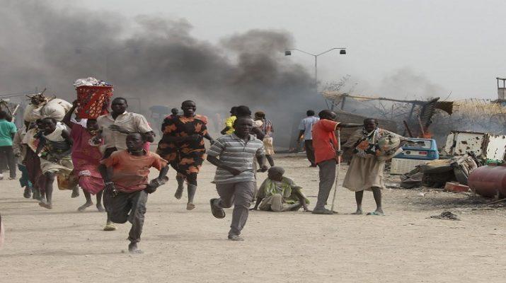 Aumenta El Terror!! Jóvenes Musulmanes Quemaron Y Saquearon Iglesias En Etiopía