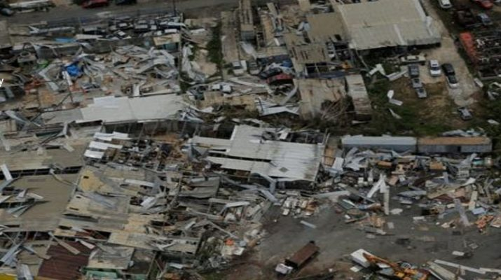 """Puerto Rico """"El Número De Muertos Por El Huracán Es 20 Veces Mayor Que El Primero Reportado"""""""