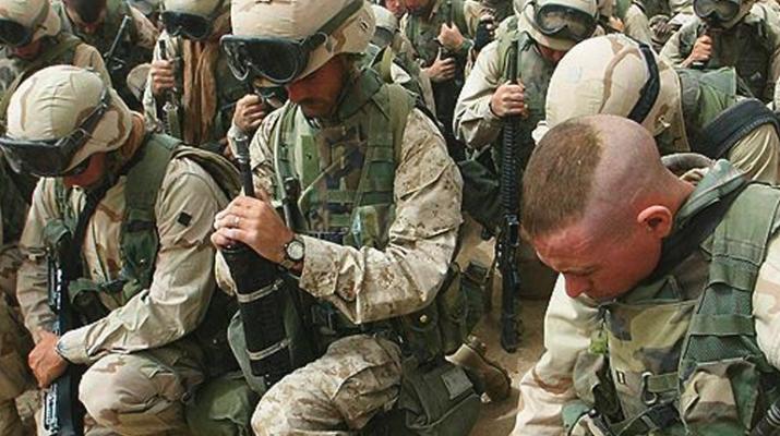 Avivamiento En El Ejército!! Más De 1800 Soldados Se Entregan A Jesús